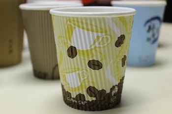 Kraft Ripple Paper Cups/Ripple Paper Cups Suppliers-Fu Jyi Lin